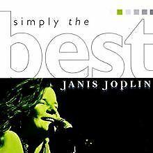 Simply-the-Best-von-Joplin-Janis-CD-Zustand-gut