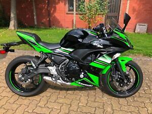 2017-Kawasaki-Ninja-650-EX650KHFA-649cc-ABS-KRT-Perf-Ed-FREE-ULEZ