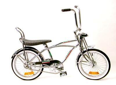 BLACK Classic bicycle Beach cruiser vintage lowrider GRIPS SUNLITE LW 7//8in BK