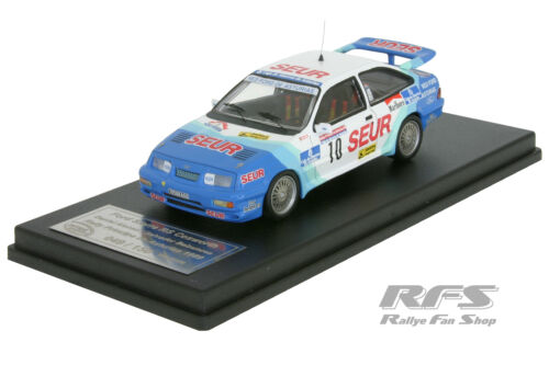 Alonso 1:43 Trofeu Rallye Principe de Asturias 1989 Ford Sierra RS Cosworth