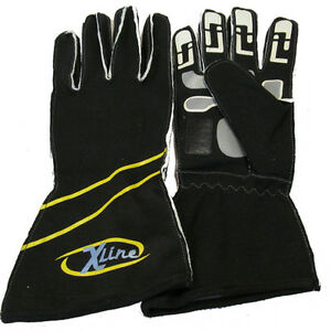X-Line Formula 1 Style Gloves Large Clearance Racewear Fantastic Value