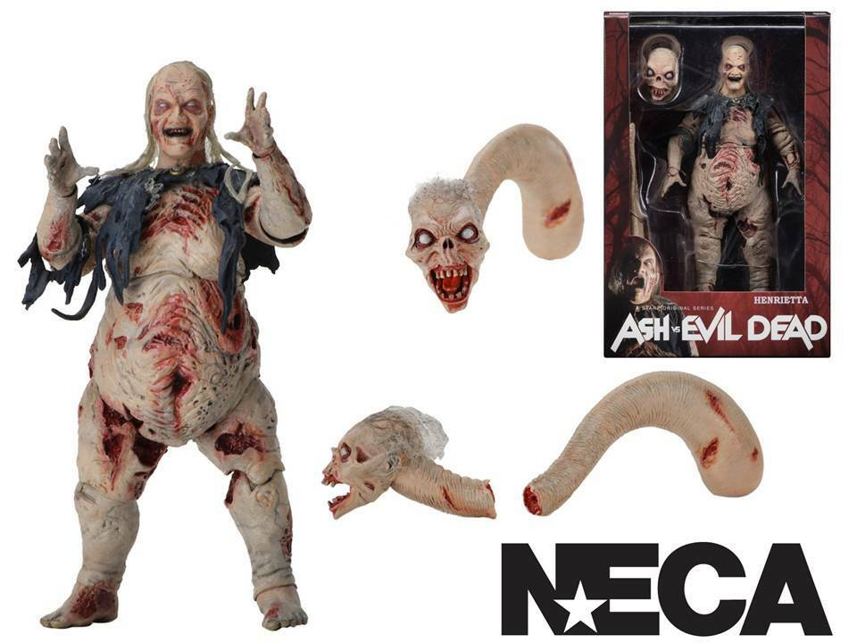 Action Figure Ash vs Evil Dead Henrietta series 2 Neca