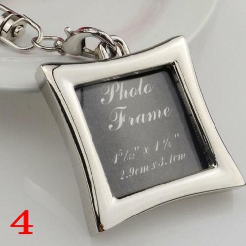 geschenk schlüsselbund bild einfügen bilderrahmen schlüsselanhänger mini