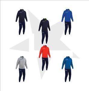 TUTA-GIVOVA-POKER-UOMO-DONNA-BAMBINO-BIMBO-30-COTONE-leggera-training-fitness
