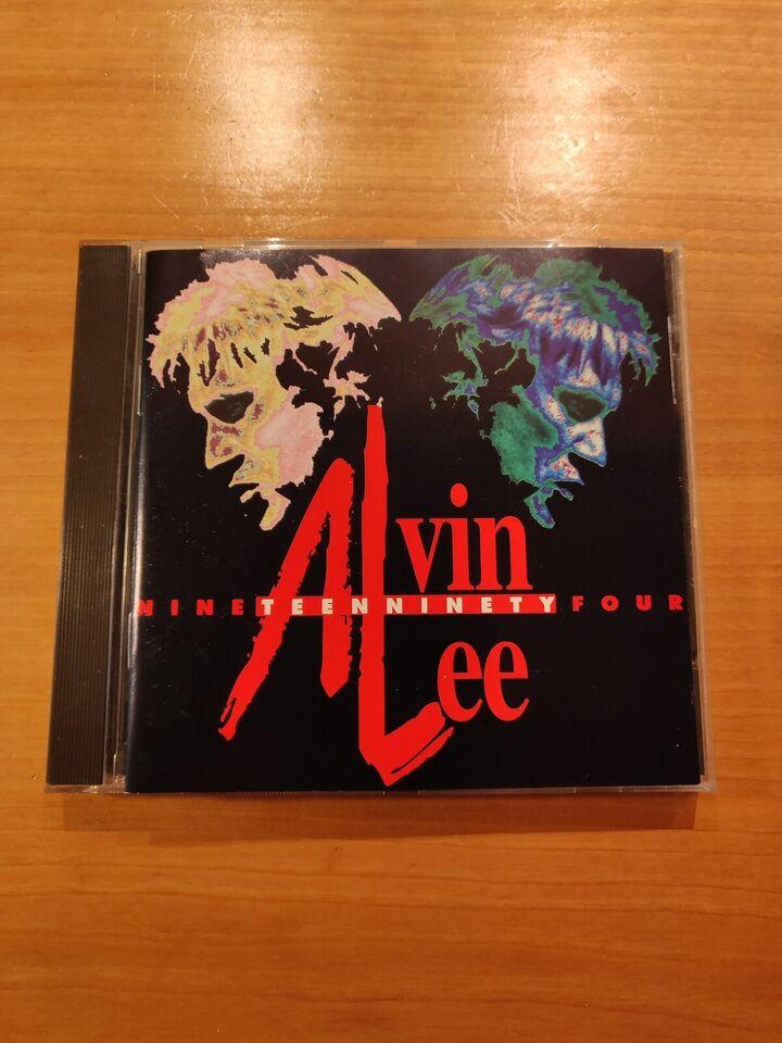 Alvin Lee: Nineteenninetyfour, rock