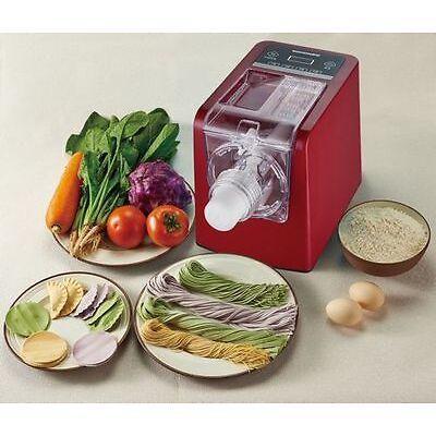 Sirge Macchina per la Pasta Elettrica 300W - 650gr - 14 dischi Trafile e Ravioli