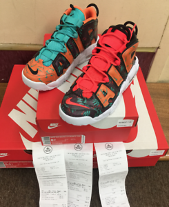 04f799437 Nike Air More Uptempo GS What The 90s AT3408 800 Authentic