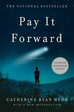 Pay It Forward by Catherine Ryan Hyde (2014, Paperback)