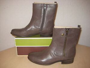 Naturalizer-Size-5-5-M-JACKLYN-Taupe-Ankle-Boots-New-Womens-Shoes