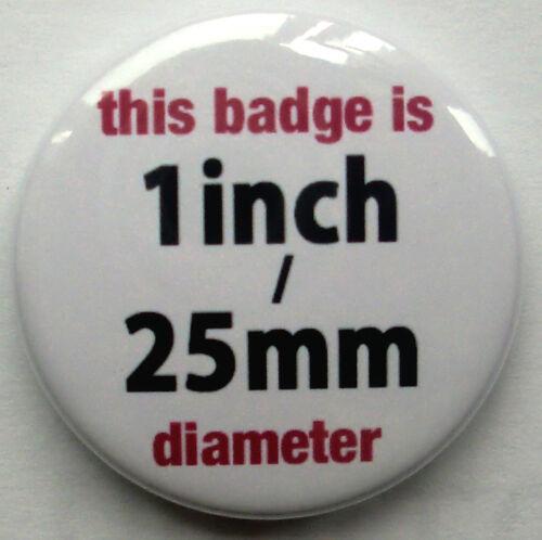 DOCTOR WATSON 1inch//25mm diameter 4 x SHERLOCK HOLMES BADGE BUTTON PINS