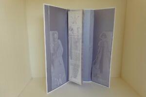 2004-Fashion-Royalty-Story-Card-Portfolio-Folder-by-Integrity-Toys-New-NRFB