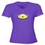Juniors-Girls-Women-Teen-Tee-T-Shirt-Disney-Toy-Story-Squeeze-Alien-Little-Green thumbnail 8
