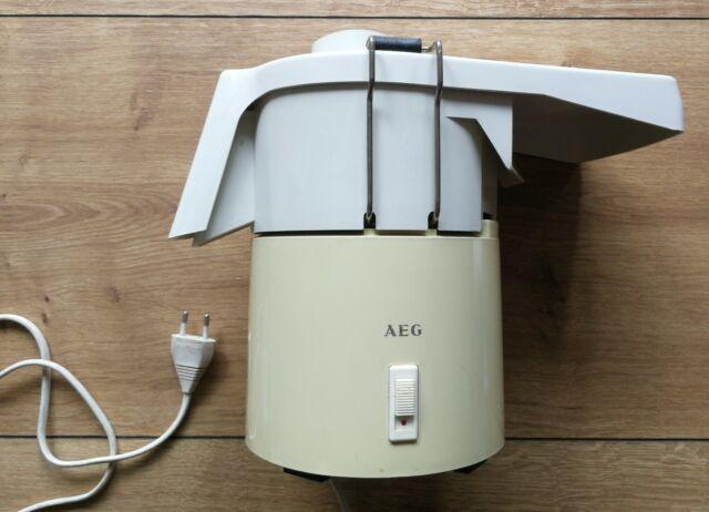 AEG Entsafter , ESF 103, für Obst und Gemüse Made in Germany