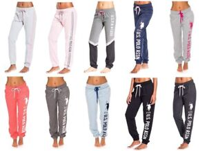 boy authentic new product Details about U.S. Polo Assn. Women's Printed Loose Home Pants Boyfriend  Jogger Sweatpants