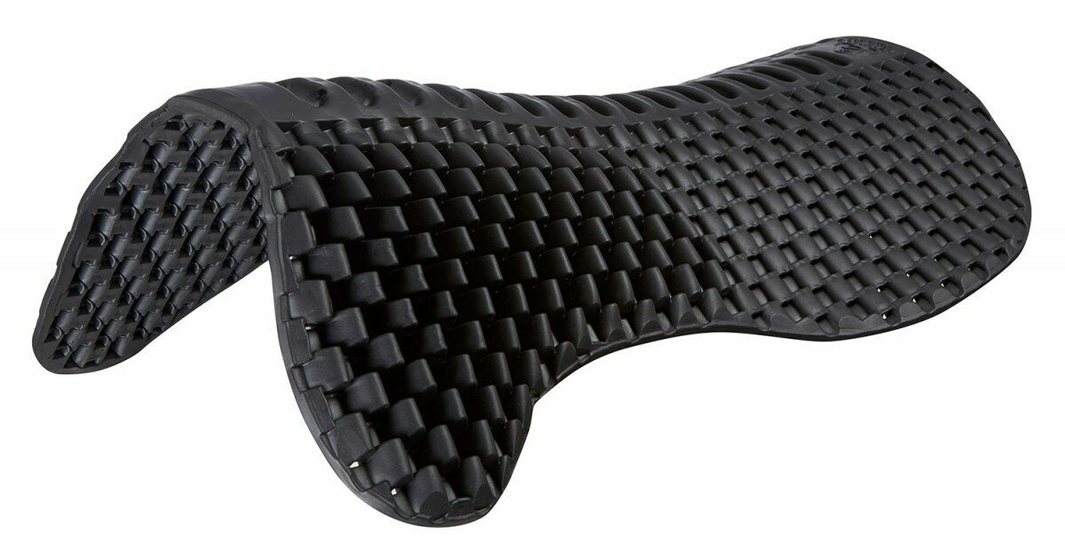 Alzagarrese  straddling Feather Air-Release Featherlight Saddle pad front riser  just for you