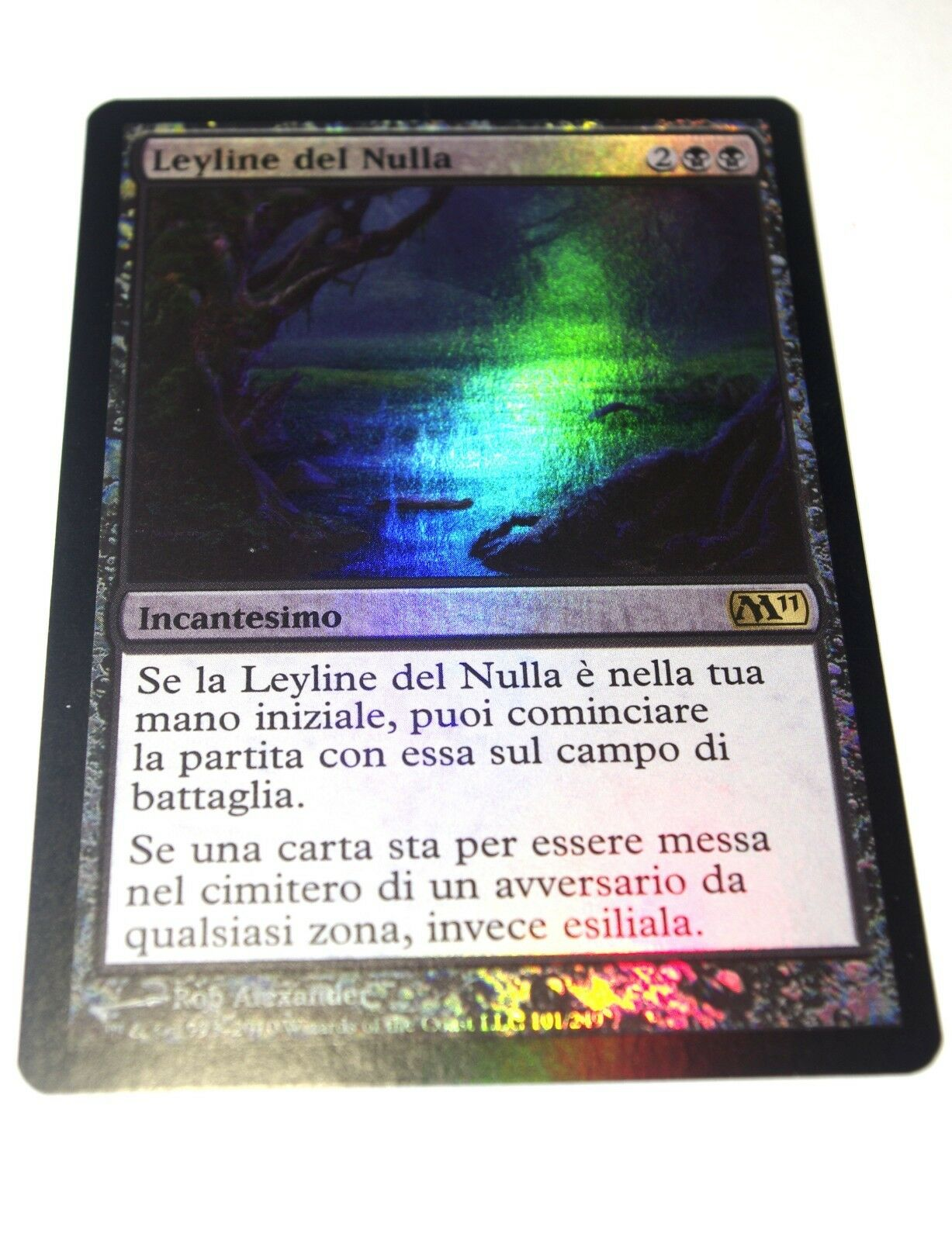 Leyline of the Void, Void, Void, ITA, Foil, M NM, Magic The Gathering ee3bd2