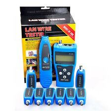 Noyafa Nf 388 Network Cable Tester Rj45 Cable Tracker Detector Lan Tester