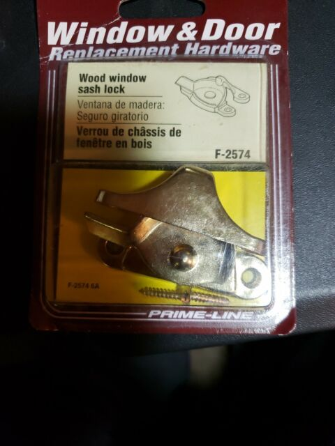 Prime Line F2574 Window Sash Lock