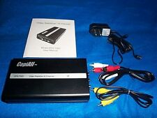 COPIALL DPX-7001 DPX7001 DVD/VIDEO COPY DUPLICATOR ENHANCER STABILIZER GODVD