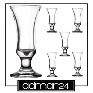 Ambition Shotgläser Schnapsglas Shot 28 ml 6 Stück Set Qualität Original *DHL*