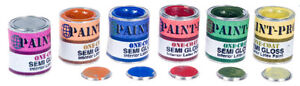 Humour Poupées Maison Miniature Rempli Gallon Pot De Peinture / Couvercle Choix De Couleur,-afficher Le Titre D'origine Dessins Attrayants;