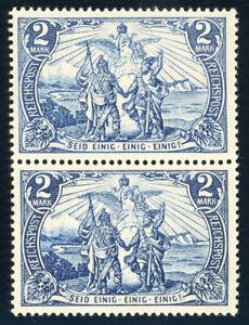 DR-1900-MiNr-64-I-64-II-Paar-postfrisch-FA-Jaeschke-Lantelme-Mi-1800