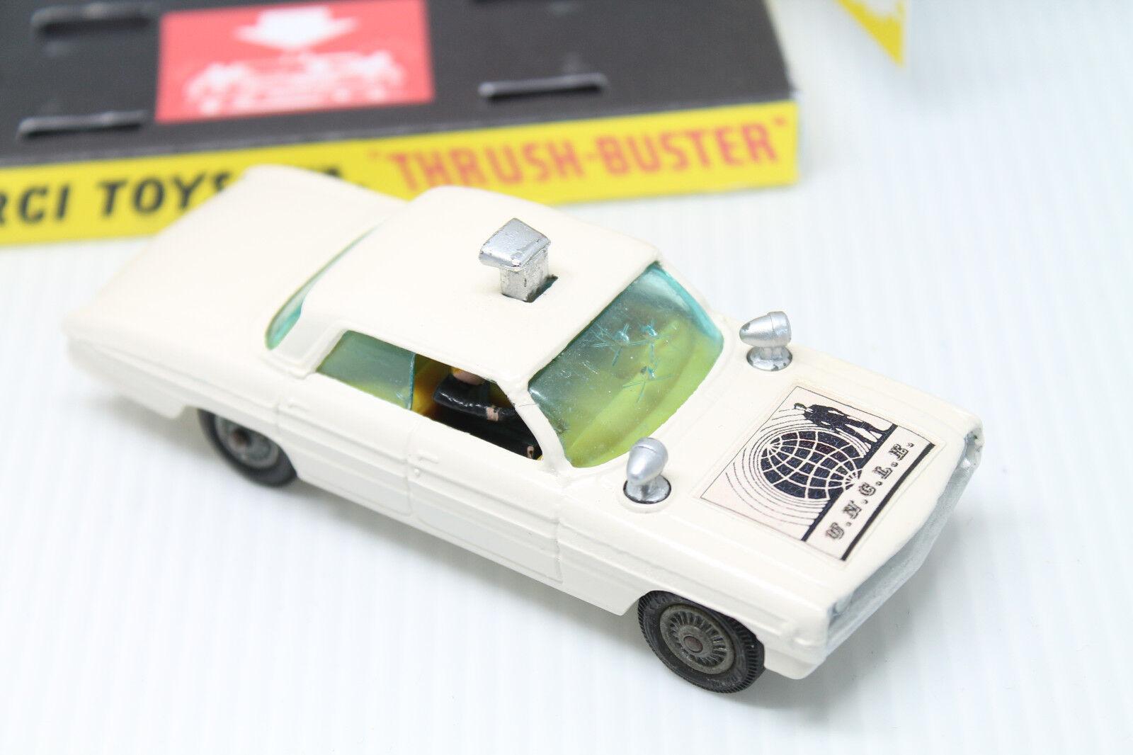 CORGI TOYS   TOYS solista for u.n.c.l.e  Oldsmobile  1 43  versione Cream 7fd46c