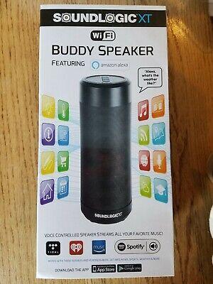 AMAZON ALEXA Buddy Speaker SoundLogic XT voice control Bluetooth NEW!  8  eBay