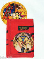 Konami Yu Gi Oh Purse Fashion Wallet Yu-Gi-Oh Wallet (1 Pc Red Color) Toys