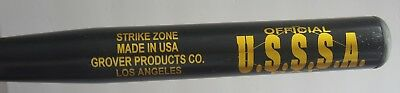 Selfless Grover 35/27 Official Softball Bat Cu 31 Alloy Made In Usa Strike Zone Usssa Bats