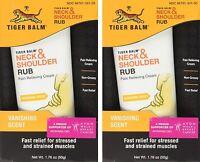 2 Pack Tiger Balm Tiger Balm Neck & Shoulder Rub - 1.76 Oz on sale