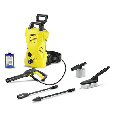 Karcher 1,600 PSI 1.25 GPM Elec Pressure Washer w/Car Care Kit 1.602-315.0 new