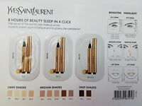 Yves Saint Laurent Touche Éclat In 1, 2, And 4.5 Sample