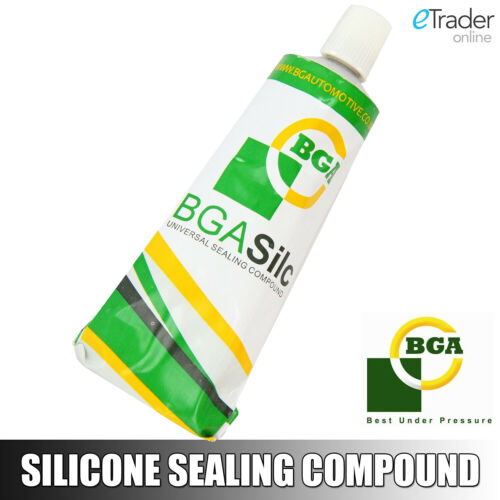 BGA Silicone Sealing Gasket Sealant Compound For Vauxhall Vivaro Engine Sump