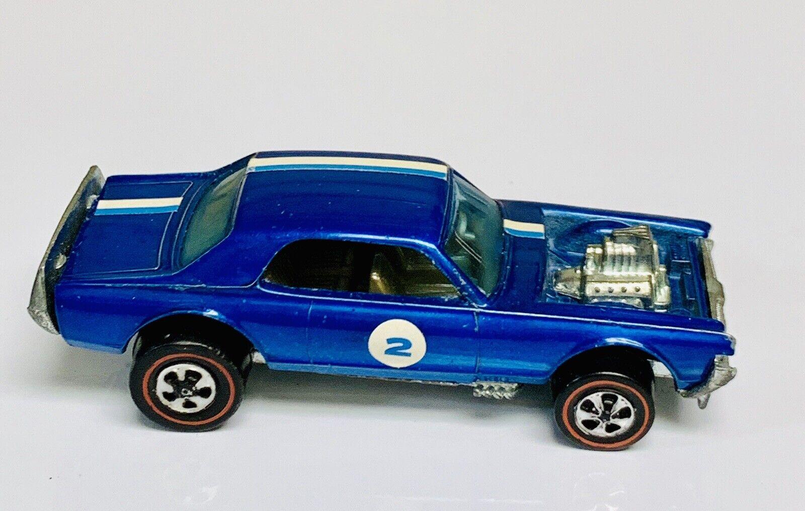 Hot wheels rougeline Bleu spoiler Minty Nitty Gritty Kitty