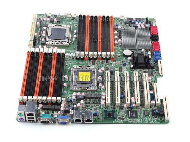ASUS Intel 5520 IOH Motherboard Z8PE-D18 LGA 1366, DDR3 ATX VGA