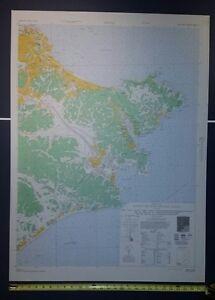 Details about Uraga Yokosuka 1946 US Army Map - Tokyo Japan 1:12,500 WW II  vintage military