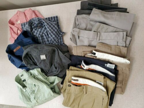 Men's Clothing Mix Lot #CD5