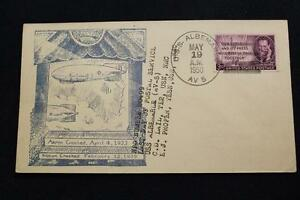 Navale-Cover-1950-Nave-Annullo-Postale-Last-Day-Servizio-Uss-Albemarle-AV-5