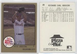 Baseball-Minors 1983 Oklahoma City 89ers Minor League Baseball Program  Nr Mt Fan Apparel & Souvenirs