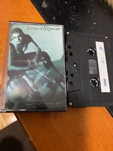 Sinead-O-Connor-Am-I-Not-Your-Girl-Michael-612-Cassette-Tape-Rare