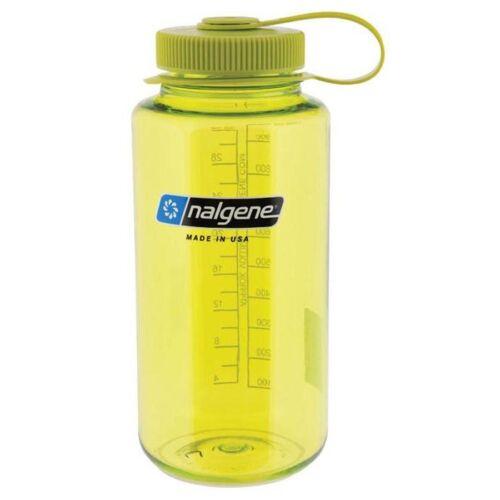 Nalgene 32oz Tritan Wide Mouth Bottle Spring Green