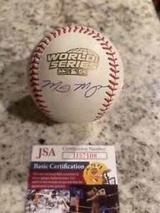MIKE MYERS Signed Autographed Baseball Red Sox 2004 World Series Ball JSA COA