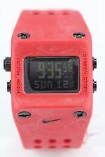 c52390f2f3c4f item 2 Nike Mettle Chisel Sport Red Mens Watch WC0045-605 -Nike Mettle Chisel  Sport Red Mens Watch WC0045-605