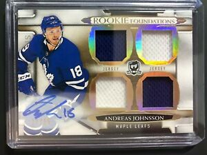 2018-19-The-Cup-Andreas-Johnsson-Rookie-Foundations-Jersey-Auto-Maple-Leafs-15