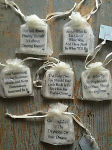 Ceramic-Inspirational-Quote-Token-in-Organza-Gift-Bag