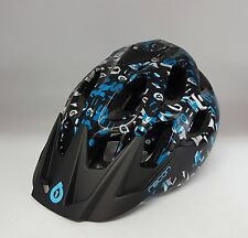 661 SixSixOne Helmet Recon Repeater Cyan Size XL 61-62cm  #6946-30-071