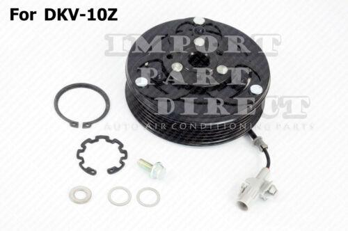 NEW A//C Compressor CLUTCH KIT for Subaru WRX 2015-2017 2.0 Liter Engine DKV10Z
