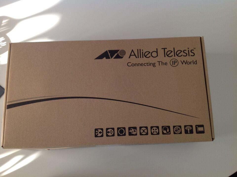 Switch, Allied Telesis, Perfekt
