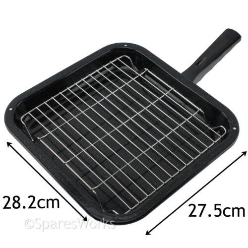 Poignée unique Poêle grill carrée plateau /& rack pour Bompan trayi spinflo four cuisinière